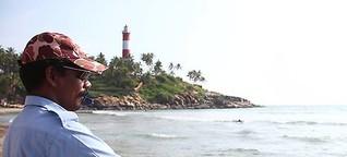 Kerala: Strandleben auf indisch