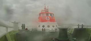 die nordreportage: Sturmflut in Ostfriesland