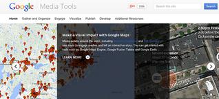 torial Blog | Googles Werkzeugsammlung für Journalisten