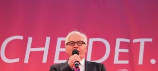 SPD-Veranstaltung in Potsdam