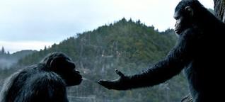 Filmkritik: Planet der Affen - Revolution