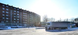 Die alte Zollfläche als LKW-Parkplatz? | Mittendrin | Das Nachrichtenmagazin für Hamburg-Mitte