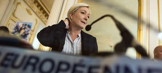 Feindbild Europa - Populisten bei der Europawahl