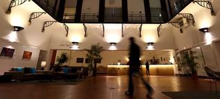 Originelle Hotels im Ruhrpott: Knast oder Kanalrohr? - SPIEGEL ONLINE