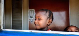 Tansania: Am Gleis der Abenteuer