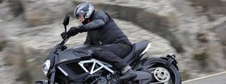 Autogramm Ducati Diavel: Der Teufel trägt Karbon - SPIEGEL ONLINE