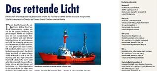 Feuerschiffe: Seefahrtnostalgie