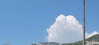 Risan, Montenegro: eine Verklärung