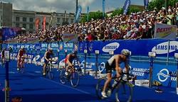 Die Damen-Elite beim Hamburger Triathlon (Photo)