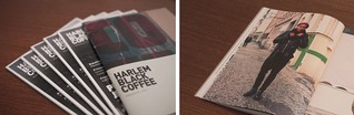 Harlem Black Coffee Magazin