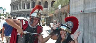 Rom: Kampf den falschen Gladiatoren