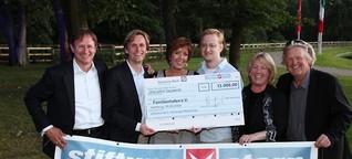 Siegerehrung Hamburger Mediencup 2009