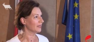 Papamonat als Instrument für mehr Gleichstellung. Gabriele Heinisch-Hosek (SPÖ) im #walmanach