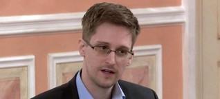 Live-Chat: Snowden lässt viele Fragen offen