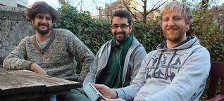 Studentische Gründer: Nach der Uni Firmenchef