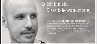 Interview mit Christopher von Deylen