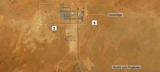 Wie die Geiselnahme in Algerien ablief