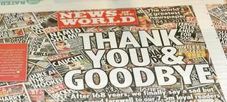 Lebt die Print-Zeitung nur noch aus Gewohnheit?