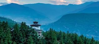 Bhutan: Streben nach Glück