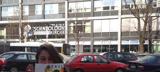Ich habe den Einstiegstest der deutschen Scientology-Kirche gemacht | VICE Deutschland
