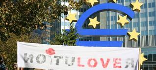 Der Traum von Liebe und Mitgefühl in der Bankenwelt