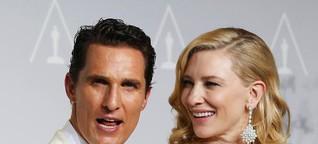 Die Oscar-Show 2014: Das Selfie ist der Star