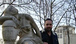Interview StageCat: Krimi-Autor Berni Mayer über Heavy Metal, Homosexualität im Sport und Wrestling. 2