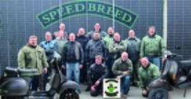 Speed Breed SC: Große Liebe zu altem Blech