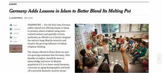 Hinter den Kulissen des New York Times Redesign
