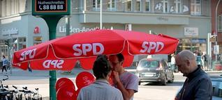 Wahlkampf in Potsdam