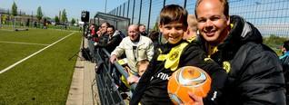 BVB-Scouts sichteten junge Fußballer am Tag der Talente