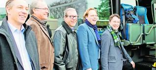 Landratskandidaten auf Sprung zu Jugendthemen - Erlangen - nordbayern.de