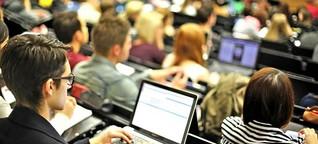 Netzknigge: Die Einsamkeit des Professors vor der Laptop-Wand