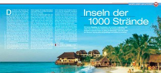 tv14 - Reisereportage - Sansibar