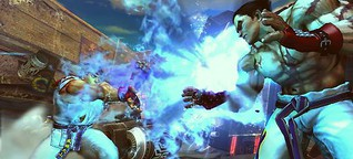 "spieletipps.de - Artikel - First Facts zu ""Street Fighter X Tekken"""