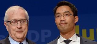 Netzschau zur Bundestagswahl: Staunen über die FDP