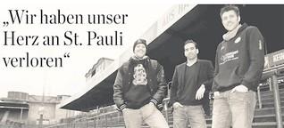 Drei Spieler - Mehr als 20 Jahre FC St. Pauli