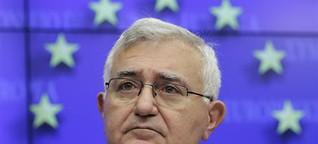 EU-Bestechungsskandal: Wer hat Kommissar John Dalli verraten?
