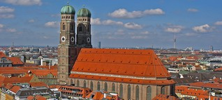 Die Münchner Altstadt im Portrait