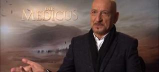 """Interview mit Ben Kingsley zu """"Der Medicus"""""""