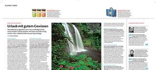 Grüner Tourismus – mein Thema im Lonely Planet Traveller