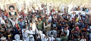 Irak-Krise: Probelauf für neue Sicherheitspolitik