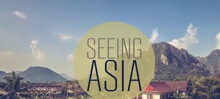 SEEING ASIA - Timelapse & Travel Video of South East Asia