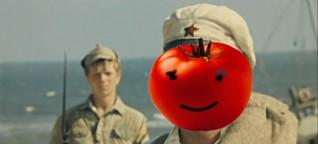 Ukraine: Die Rückkehr des Tomaten-Terroristen