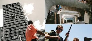 Dokumentarfilm Prestes Maia - Freiheit in Beton