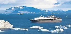 Kreuzfahrt in die Antarktis: Empfang im Frack - Reise - Welt - Tagesspiegel