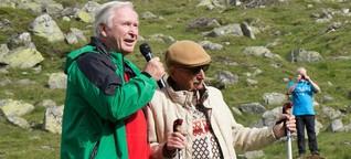 Alpine Peace Crossing - Wandern auf dem Flüchtlingspfad