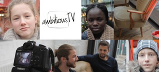 ambitiousTV - Passion to Careers +++ new TV Konzept 2012/13
