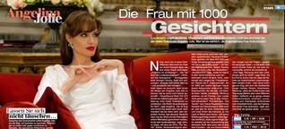 tv14 - Porträt - Angelina Jolie