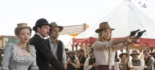 "Die Kino-Kritiker: ""A Million Ways to Die in the West"""